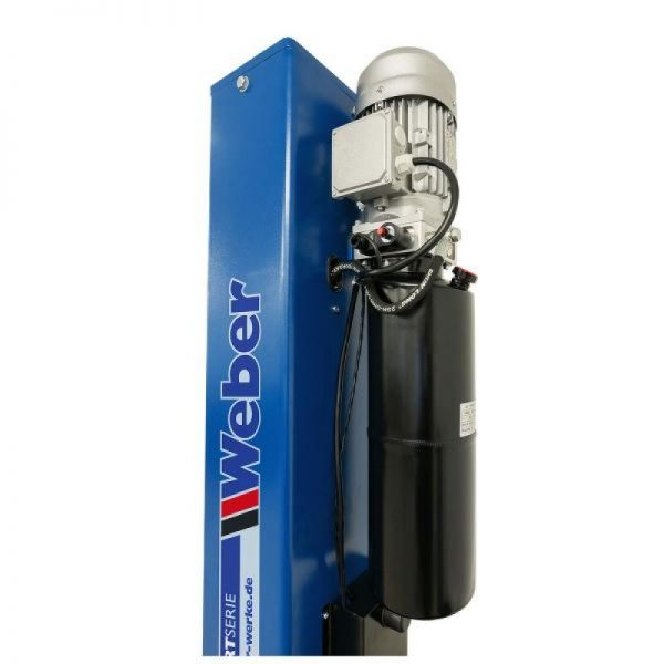 2-Pelarlyft 6,0 ton Weber Expert Serien ( Autolift 6.0 )